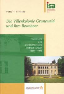 Buchcover: Die Villenkolonie Grunewald und ihre Bewohner